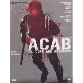 ACAB (solo disco) DVD USATO