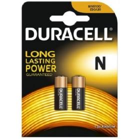 Batteria MN9100 Duracell Alcalina, 1,5V