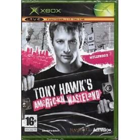 TONY HAWAK'S AMERICAN WASTELAND XBOX