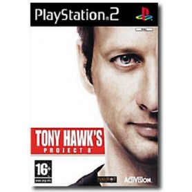 TONY HAWAK'S PROJECT 8 PS2