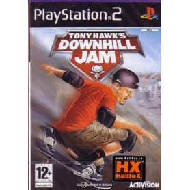 TONY HAWAKS DOWNHILL JAM PS2
