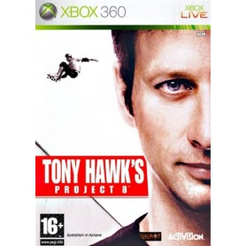 Tony Hawk Project 8 X360 USATO
