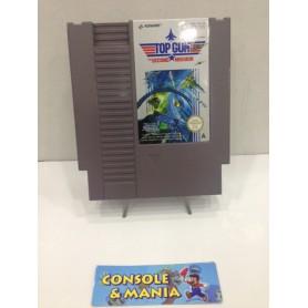 TOP GUN SECOND Nintendo NES USATO
