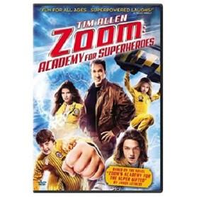 Academy for Superheroes (solo disco) DVD USATO