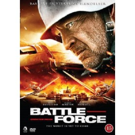 Battle force (solo disco) DVD USATO
