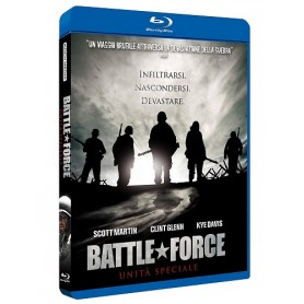 Battle force - Unità speciale Bluray USATO