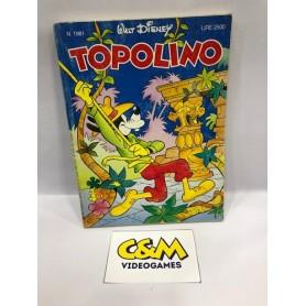 TOPOLINO N 1981 USATO