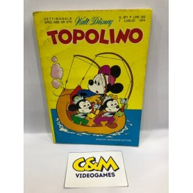 TOPOLINO N 971 USATO