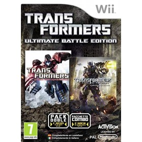 Transformers Ultimate Battle Ed WII