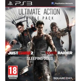 Ultimate Action Triple Pack PS3 - USATO