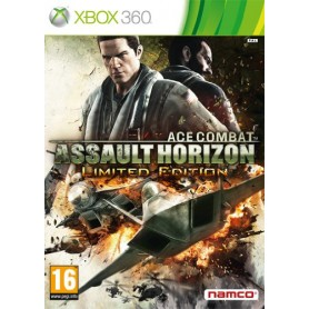ACE COMBAT ASSAULT HORIZON LIMITED ED X360