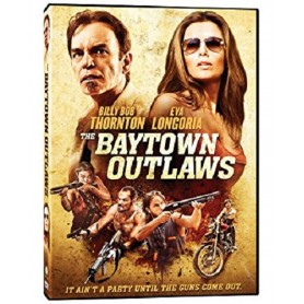 Baytown Outlaws (solo disco) DVD USATO