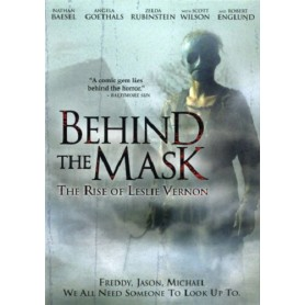 Behind The Mask (solo disco) DVD USATO