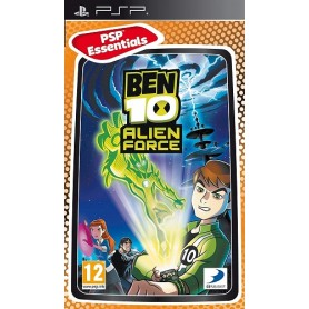 Ben 10 Alien Force  PSP  PAL USATO