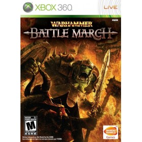 Warhammer Battle March X360 - USATO