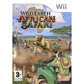 WILD EARTH African Safari WII -USATO-
