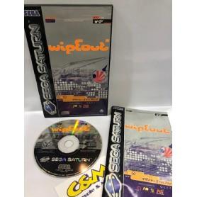 Wipeout 2097 Sega Saturn PAL USATO