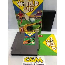 World Cup Nintendo NES USATO