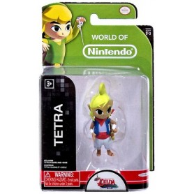 Nintendo Mini Figura (6 cm)  (Zelda)