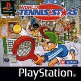 WORLD TENNIS STARS PSX PAL USATO