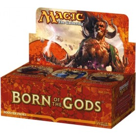 WOTC Magic Born of the Gods (busta sing.)