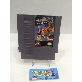 WRESTLEMANIA Nintendo NES USATO