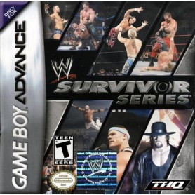 WWE Survivor Series GBA