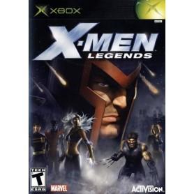 X-MEN LEGENDS pal XBOX