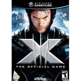 X-MEN THE OFFICIAL GAME (pal) GC