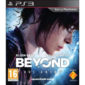 BEYOND due anime PS3