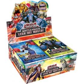 YU-GI-OH Battle Pack 3 Lega dei Mostri 1a edizione (bust. singola)