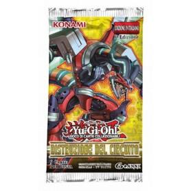 Yu-Gi-Oh! Distruzione del Circuito 1a edizione busta (IT)