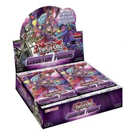 Yu-Gi-Oh! Esecutori Fusione 1a edizione Busta sing.