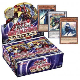 Yu-Gi-Oh! I Segreti dell'Eternità Edizione Super display pz sing.
