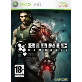 Bionic Commando X360 USATO