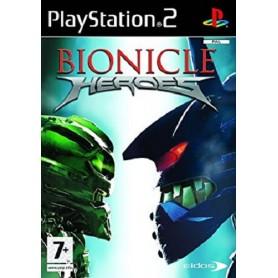 Bionicle Heroes (solo disco) PS2 - USATO