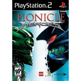 BIONICLE PAL PS2 - USATO