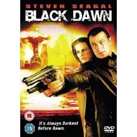 Black Dawn (solo disco) DVD USATO