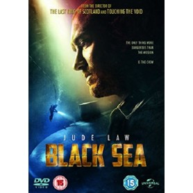 Black Sea (solo disco) DVD USATO