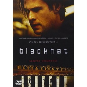 Blackhat (solo disco) DVD USATO