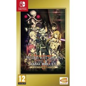 Sword Art Online: FatalBullet Complete Ed.