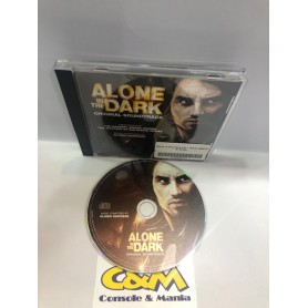 CD MUSIC ALONE IN THE DARK USATO
