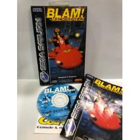BLAM Sega SATURN USATO