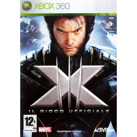 X-men:The Official Game (no disco) X360- USATO