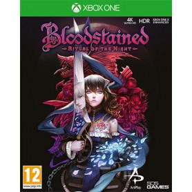 Bloodstained Ritual of the Night XONE