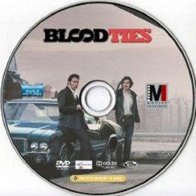 BLOODTIES (solo disco) DVD- USATO