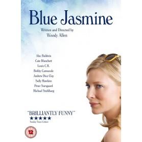 Blue Jasmine (solo disco) DVD USATO