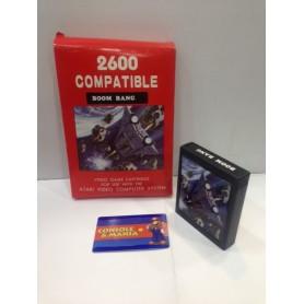 BOOM BANG ATARI 2600 compatibile PAL USATO