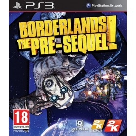 BORDERLANDS  The Pre sequel (import) pal PS3
