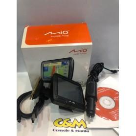 """MIO - GPS (3.5""""), 320 x 240 Pixel, Flash, 1 GB) USATO"""